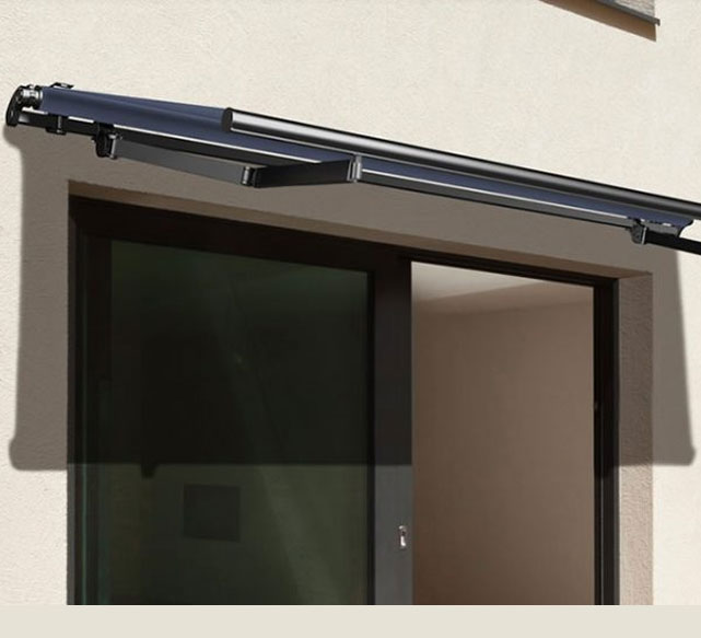 Simply Shutters Piuma Folding Arms Awnings