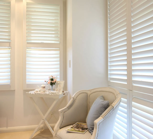 Simply Shutter Synthetic PVC
