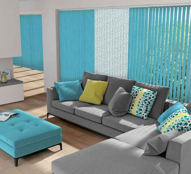 Simply Shutter Vertical Blinds