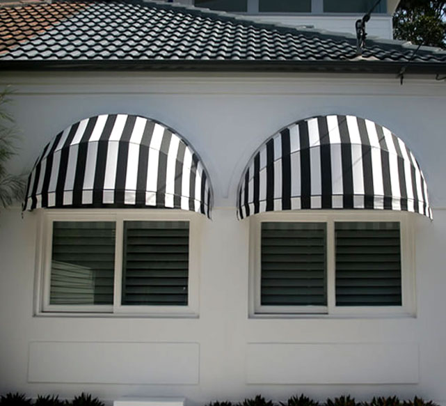 Simply Shutter's Canopy Awning